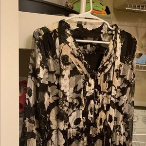 Full sleeves long maxi dress